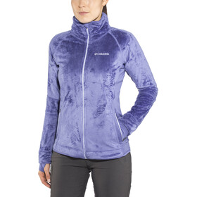 Columbia Pearl Plush II Chaqueta polar Mujer, eve/faded sky